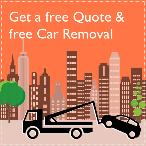 free scrap car removal brisbane